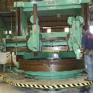 BROADBENT DOUBLE COLUMN VERTICAL BORER