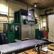 CNC Column Milling Machine ZAYER mod. 30 KCU 7000