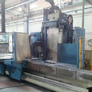 Zayer 30 KFU 4000 cnc horizontal milling machine