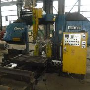Used Amada H-1080 band saw