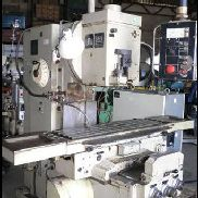 Wmw Heckert FSS 315 V2 vertical milling machine