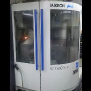 Used Agie Charmilles Mikron UCP 600 Vario CNC Machining Center