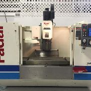 Used Fadal VMC-4020 HT CMC Vertical Machining Center