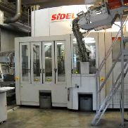 Used SIDEL SBO 10 S2 Blowmoulding machine