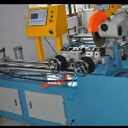 PIPE CUTTING MACHINE & Double Head Chamfering Machine