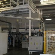 Used Adtech Provera HWR1000 Co-Extrusion line