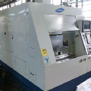 Used Samsung LCV30a Machining center - palletized