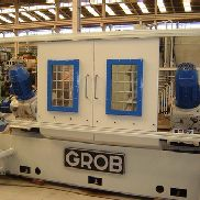GROB AZM-2000 Facing and centering machine