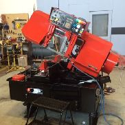 Used Amada HFA250W horizontal band saw