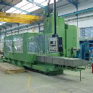 ZAYER KF 3000 Cnc horizontal milling machine