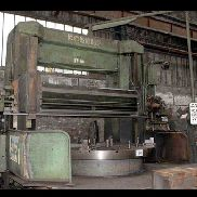 Used DÖRRIES SCHARMANN SDE 280 Vertical turret lathe