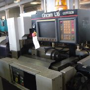 Citizen L 16 cnc lathe