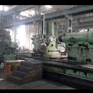 Heavy duty lathe SKODA, type S2500 x 12000