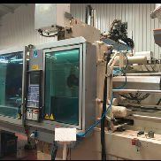 Krauss Maffei KM 280-1000 C3 Injection moulding machine