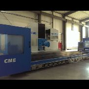 Used CME MH800 cnc vertical milling machine