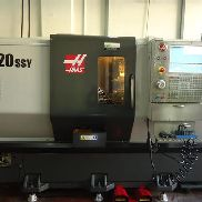Torno cnc Haas ST20SSY