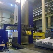 Used TOS WHQ13 CNC table type boring machine