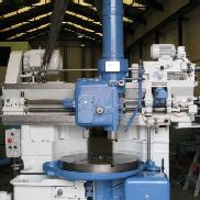 Lorenz SJ 7/1000 Gear shaping machine