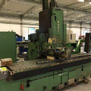 Zayer BF3 cnc horizontal milling machine