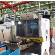 HELLER MCP H 400 Machining center - horizontal