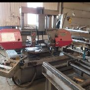 Used Behringer HBP 310-523G Band saw