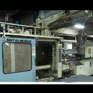 MITSUBISHI 550 MMI-110 Injection moulding machine
