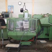 DECKEL FP 3NC cnc vertical milling machine