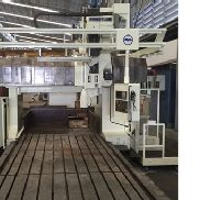 FOREST LINE SERAMILL CNC 5-FACE GANTRY MILL 2400 MM X 10,000 MM