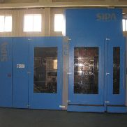 PPS 72/48 SIPA PET preform injection machine