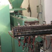 Bandera Bandera Extrusion - Twin screw extruder