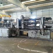 BMB 600 Injection moulding machine
