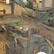 Pedrazzoli SN 310 band saw for metal