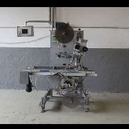 Used Multivac MR335 top and bottom labeller