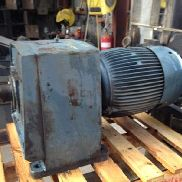BROOK 15kw 118rpm