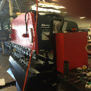 AMADA RG-80 UP ACTING HYDRAULIC PRESS BRAKE