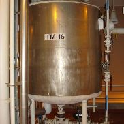 750 GAL PFAUDLER GLASS LINED REACTOR, 100/90#