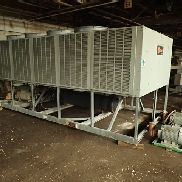 70 Ton Trane Chiller, Air Cooled, with Water Pumps