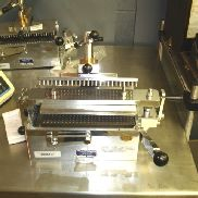 CHEMICAL & PHARMACEUTICAL IND. CO. CAPSULE FILLER, 301/821