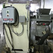 DP140-200 BEPEX EXTRUDER ROTARY BAR PRESS, S / S
