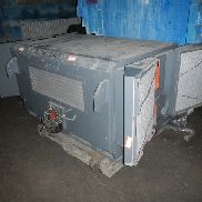 1500 PS RELIANCE AC MOTOR, 4160 VOLT, REBUILT
