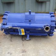 45 SQ FT ALFA LAVAL SPIRAL HEAT EXCHANGER, S/S