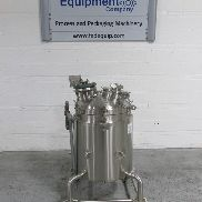 40 GAL WALKER REACTOR, 316 S / S, 55/100 #