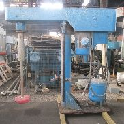 25 HP MYERS DISPERSER, S/S