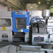 100 Ton Newberry Injection Molder, Model H6-100MT
