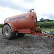 HI-SPEC 2300 Slurry Tanker