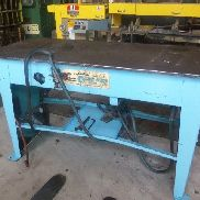 LUBOW ML-200 2-STOP TABLE BENDER