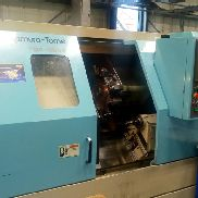 Lot 2 - Nakamura-Tome TMC 300C CNC Lathe with C axis (1997)