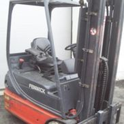 Linde E14 Electric Forklift