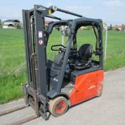 Linde E 14-01 Electric Forklift
