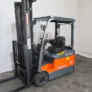 Toyota 7 FBEF 15 electric front loader